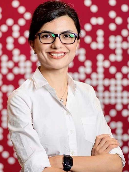 Fatemeh Ghoreishi