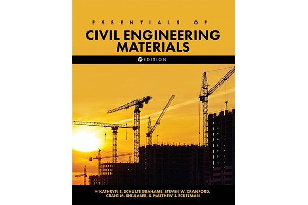 cover of Essentials of Civil Engeering Materials